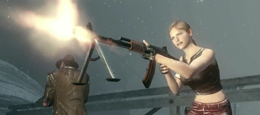Call of Duty Buffy the Vampire Slayer's Sarah Michelle Gellar