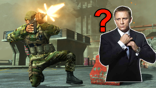 Daniel Craig in GoldenEye 007: Reloaded?