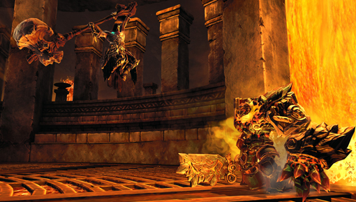 Darksiders 2 weapons