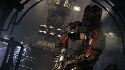 Dead Space 3 screenshots co-op
