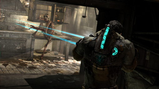 Dead Space 3 screenshots levels