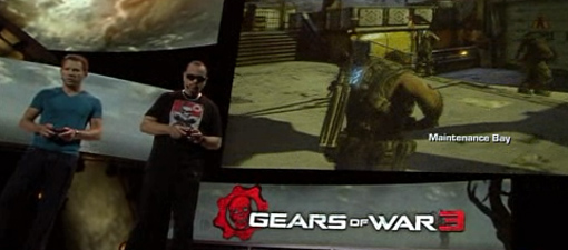 Gears of War stage demo