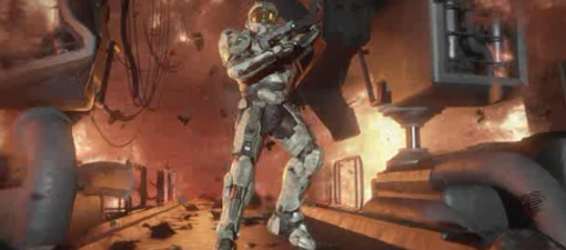Halo 4 for Xbox 360, not Xbox 720