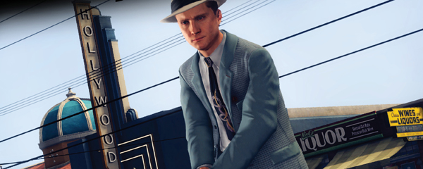 LA Noire launch trailer