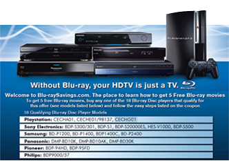 playstation blu ray player