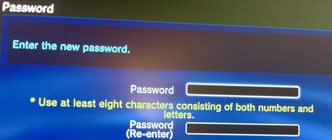 How To Change Your PSN Password On PS3 In Ireland, UK, India