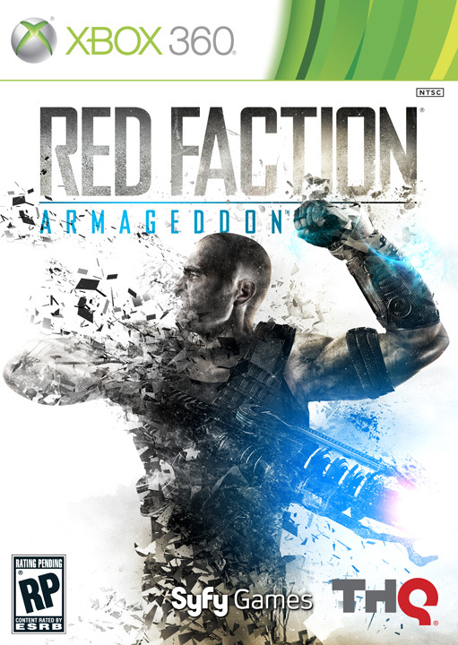 RedFactionArmageddonXbox360 - Red Faction Armageddon[R.FREE][XGD2]
