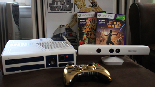 Kinect star wars review for xbox 360 & kinect youtube.