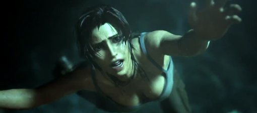 Lara Croft 2012 screenshot