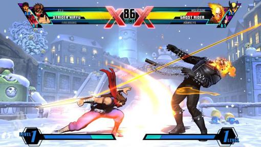 The list: Ultimate Marvel vs Capcom 3 fighter roster