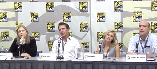 Uncharted 3 Comic-Con 2011 video and panel