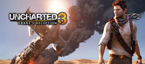 Uncharted 3 PS3 demo on Late Night with Jimmy Fallon
