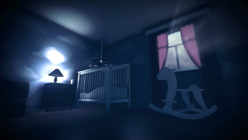 Among The Sleep trailer news