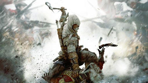 Assassin's Creed 3 is the deal of the day discount on Amazon