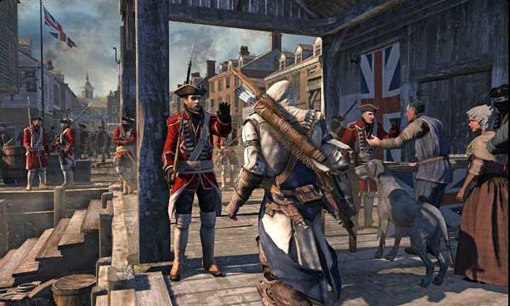 Assassin's Creed 3 amazon