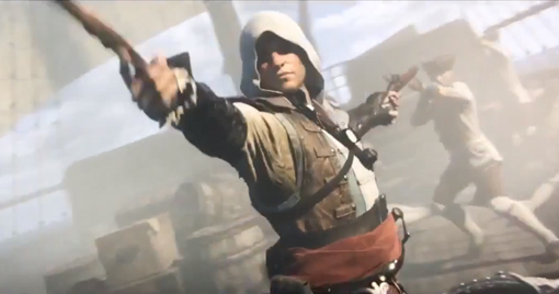 Assassin�s Creed 4: Black Flag trailer