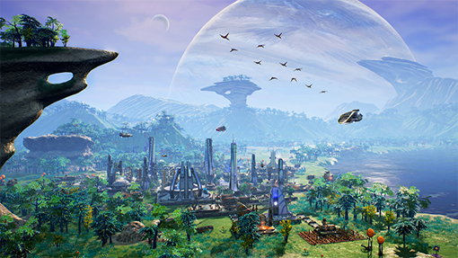 Aven Colony Comes To Console In New Team17 Partnership