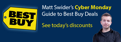 Best Buy Cyber Monday Deals