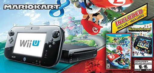 Wii U bundle Walmart Cyber Monday deal 2014