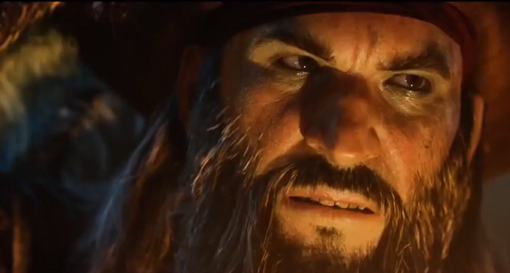 Blackbeard in Assassin's Creed 4: Black Flag