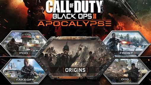 Call of Duty: Black Ops 2 Apocalypse DLC is now available on