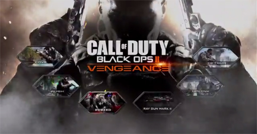 Call of Duty Black Ops 2 Vengeance DLC on Xbox 360 and Xbox Live first