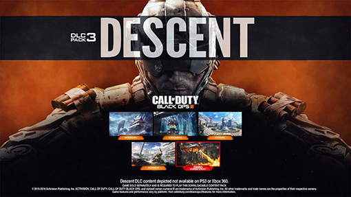 Call Of Duty Black Ops 3: Descent Sends Its Madness To XBox