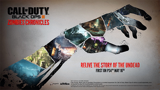 Black Ops III Zombies Chronicles Story Trailer