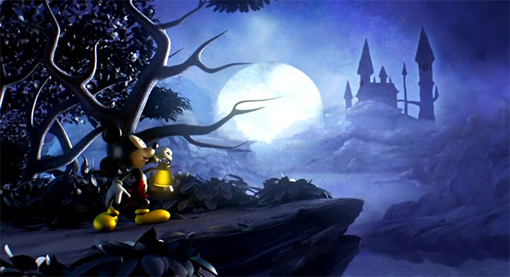 Castle of Illusion starring Mickey Mouse goes to Xbox 360, PS3 and PC