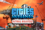 Cities Skylines Natural Disasters Logo