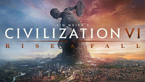 Civilization VI: Rise and Fall expansion is now available on PC