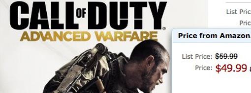 Call of Duty Advanced Warfare Amazon Cyber Monday deal 2014
