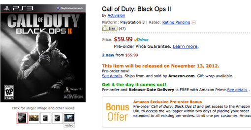 May 25,  · Wondering what the in-store trade-in value of Battlefield 3 and Black Ops would be, maybe even MW2.