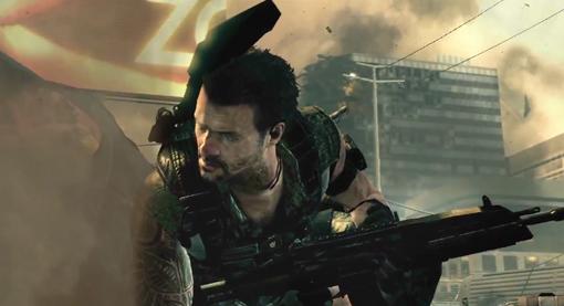 CoD Black Ops 2 trailer