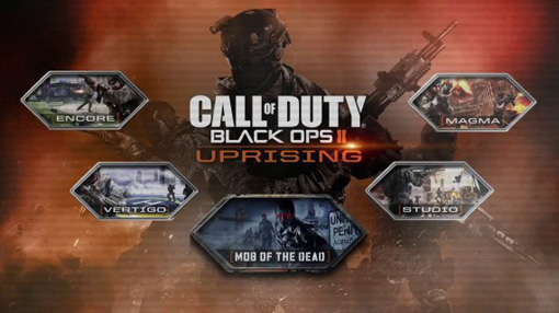 Call of Duty: Black Ops 2 Uprising DLC is now available on PS3, PC