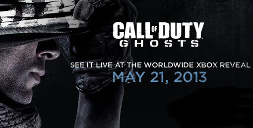 CoD Ghosts release date official