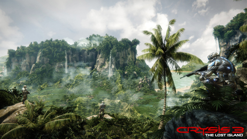 Crysis 3 Lost Island set to arrive on Xbox 360, PS3 and PC