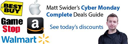 Cyber Monday Deals 2013