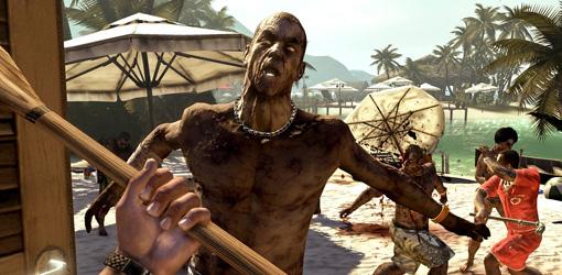 Dead Island 1st person
