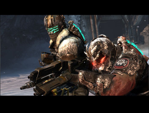 Dead Space 3 co-op