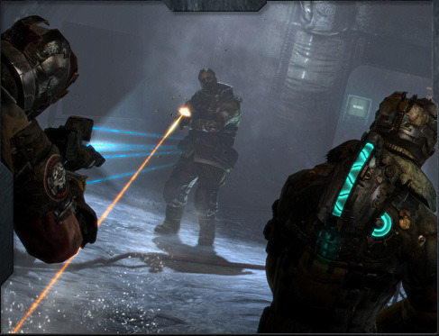 Dead Space 3 multiplayer