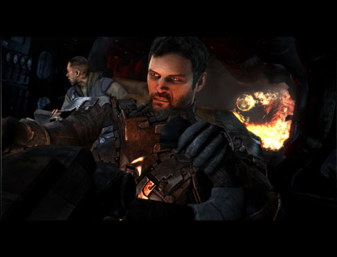 Dead Space 3 story