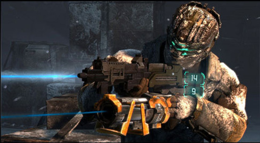 Dead Space 3 weapons news