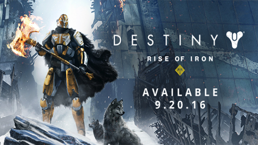 Bungie And Activision Unveil Destiny Rise Of Iron: Destiny: Rise Of Iron Launch Trailer Released By