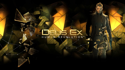 Deus Ex Human Revolution available for free on PS Plus