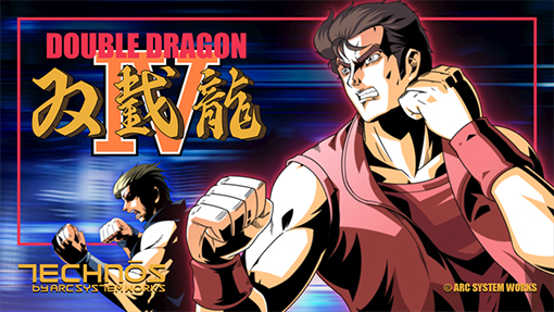 Double Dragon IV Now Available From Arc System Works