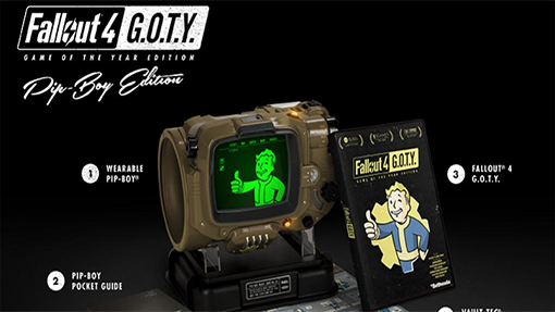 Fallout 4 Pip-Boy Will Be Available Soon In Limited Quantities