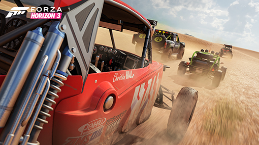forza horizon 3 hands on preview racing through the. Black Bedroom Furniture Sets. Home Design Ideas