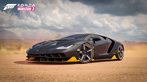 Forza Horizon 3 demo coming on Monday