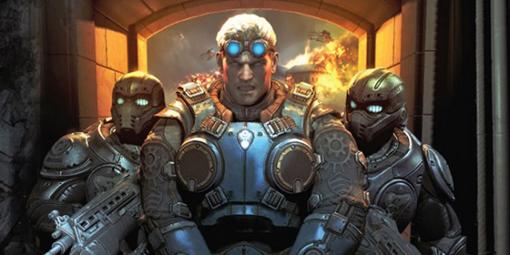 Gears of War Judgement E3 2012 Microsoft Press Conference